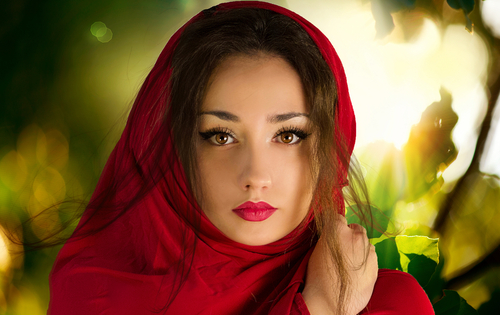 1 - Autumnal cosmetics