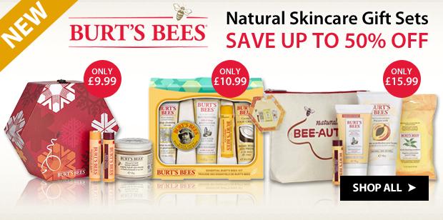 Burts Bees Skincare Gift sEts