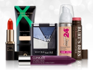 Makeup Under £5 - start the new year